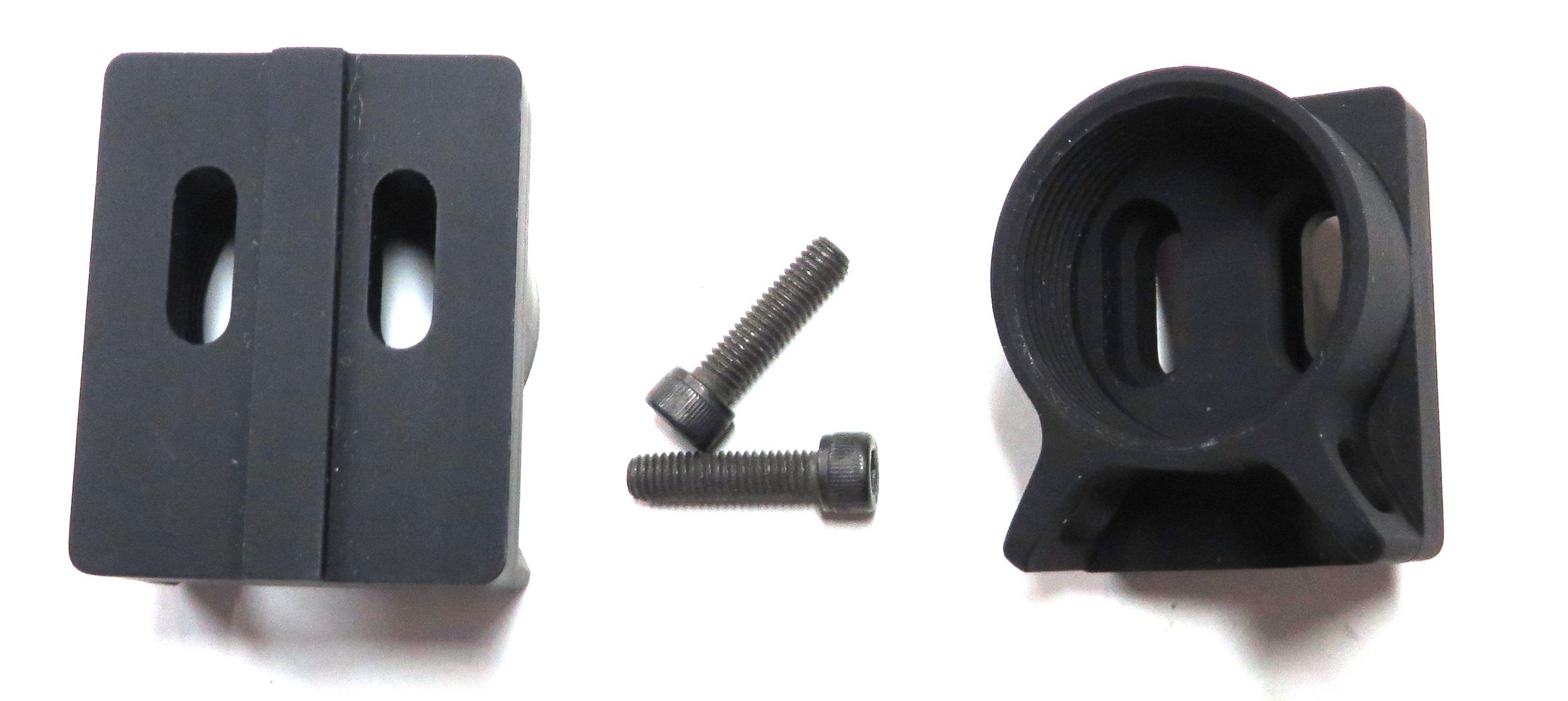 Adjustable AR15/M4 Butt Stock Adapter for use with ACE type